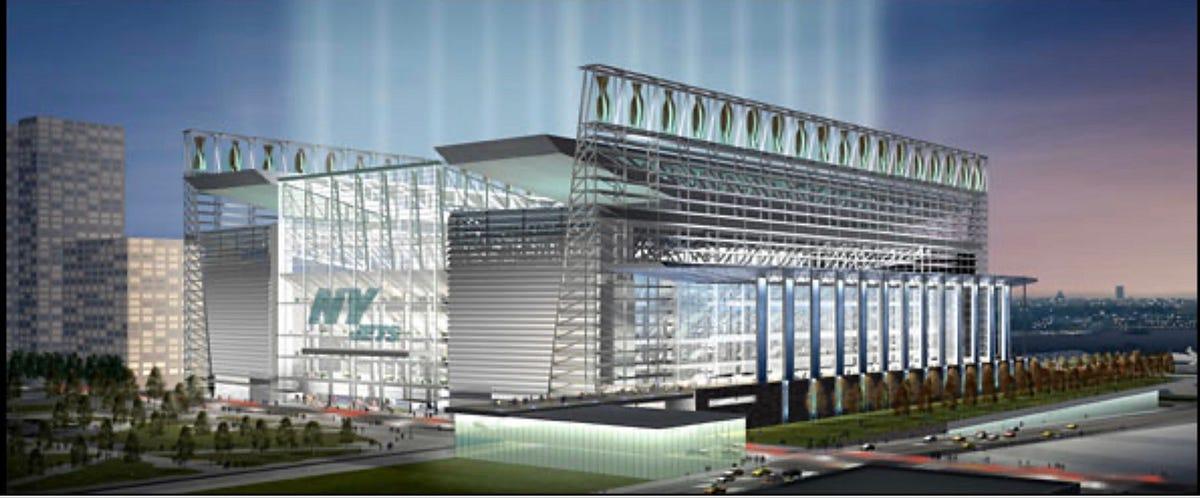 2026 New Jets Stadium - Ira Hernowitz - Medium