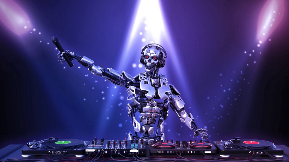 Podcast: How AI and androids could shape the music of the future