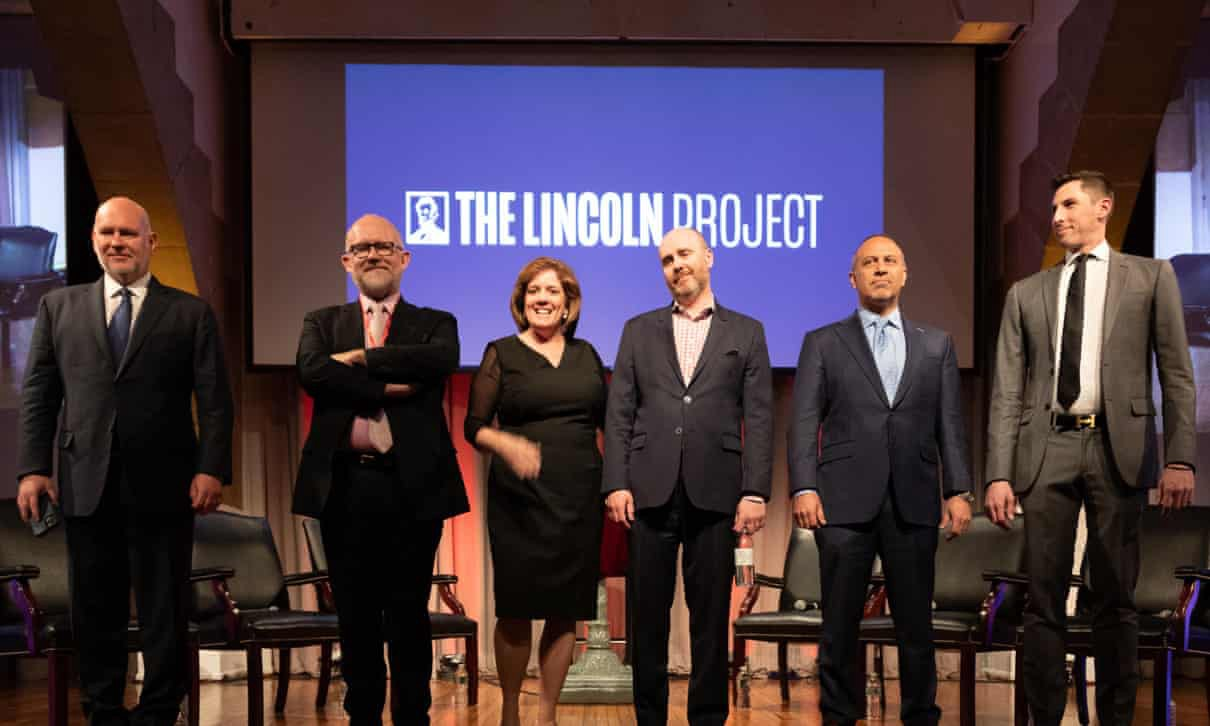 The Lincoln Project is Not Our Ally.   by Lauren ...