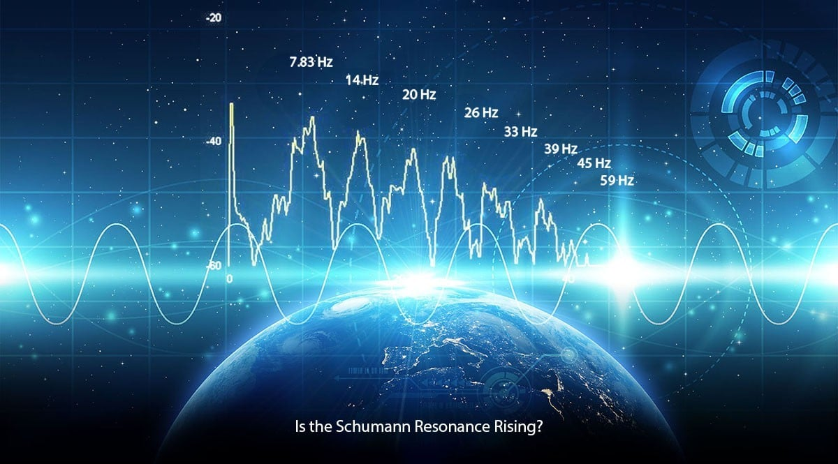 Is the Schumann Resonance Increasing & Rising? | Subtle Energy