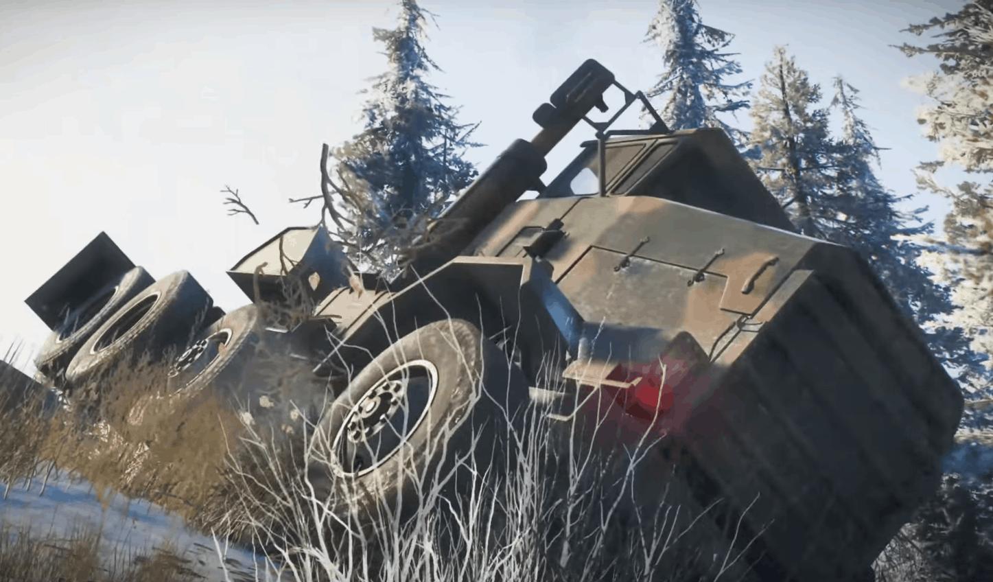 The list of SnowRunner Vehicles | SnowRunner Mods for PC