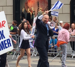 Schumer and Macron equate anti-Zionism with anti-Semitism so as to target BDS - Mondoweiss