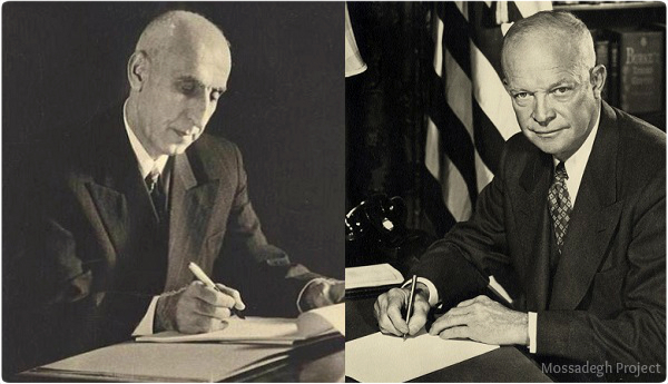 The Eisenhower - Mossadegh Cables: Complete Exchange of ...