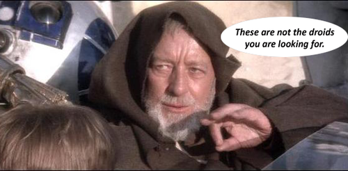 How My Girlfriend Used The Jedi Mind Trick On Me From ...