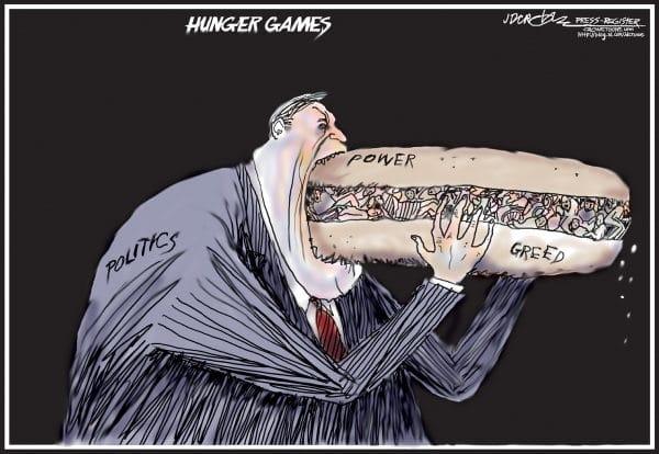 MR Online   Radical food politics: hunger is political