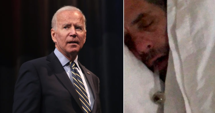 SHOCK: Man Who Had Hunter Biden's Laptop Suggests There's ...