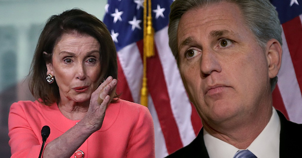 House GOP Fires Back At Pelosi, Questioning Her Capacity ...
