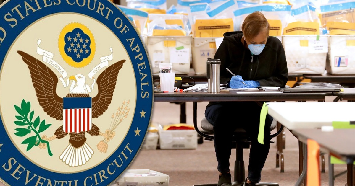 Wisconsin's Absentee-Ballot Extension Shot Down By Appeals ...