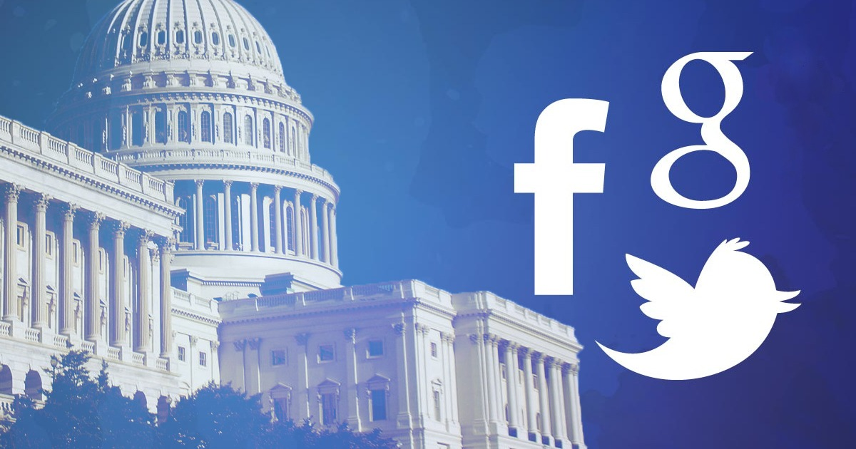 Facebook, Google, Twitter CEOs Subpoenaed to Testify ...