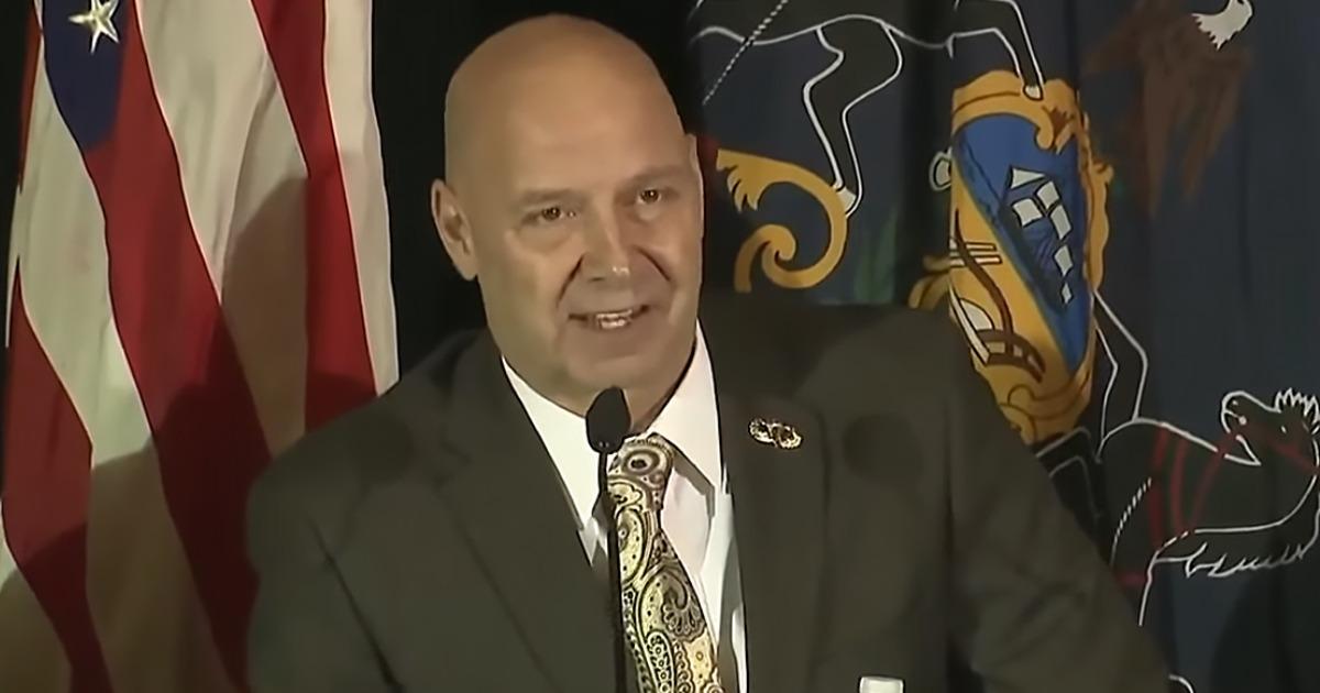 Twitter has banned the campaign account of Pennsylvania Senator Doug Mastriano