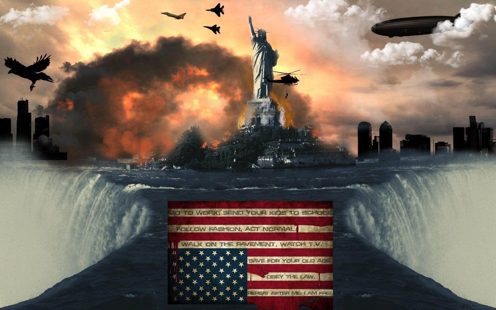 The History and Significance of the New World Order | National Vanguard