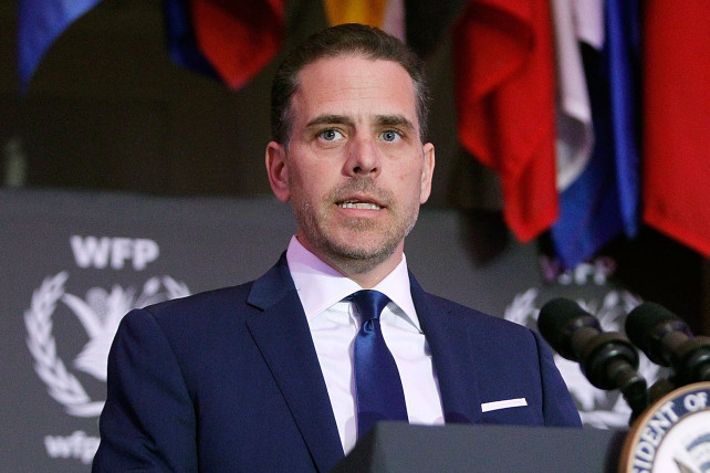 Judge in Hunter Biden's Paternity Case Suddenly Recuses Himself as Lunden Roberts' Attorneys Ask For Hunter to be Held in Contempt For Withholding Financial Records…
