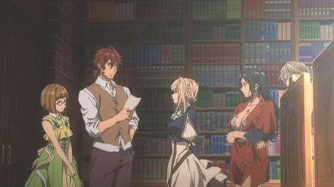 Violet Evergarden – Anime Review | Nefarious Reviews