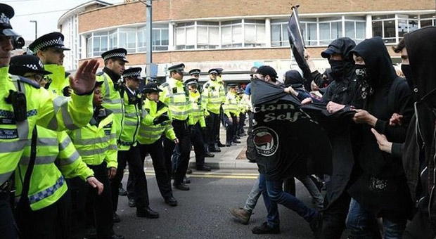 Anti-Antifa Protest Planned in London as Citizens Rise Up ...