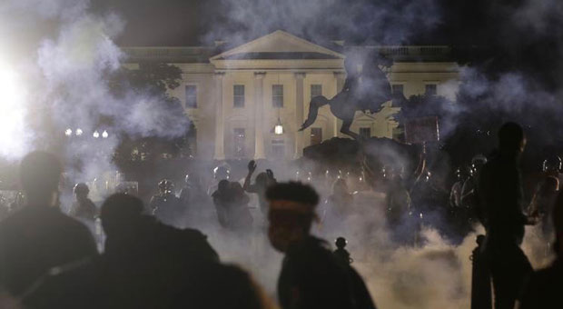 'Occupy' Activists Plotting 'White House Siege' to Demand ...