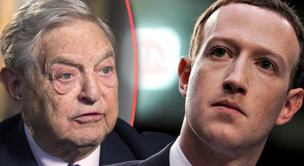 George Soros demands Zuckerberg be kicked out as Facebook CEO because he believes the CEO wants President Trump reelected…