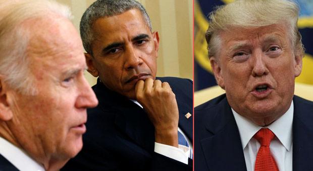 Trump: 'Obama/Biden Administration Most Corrupt in History ...