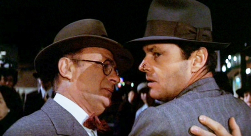Joe Mantell and Jack Nicholson in Chinatown | Alec Nevala-Lee