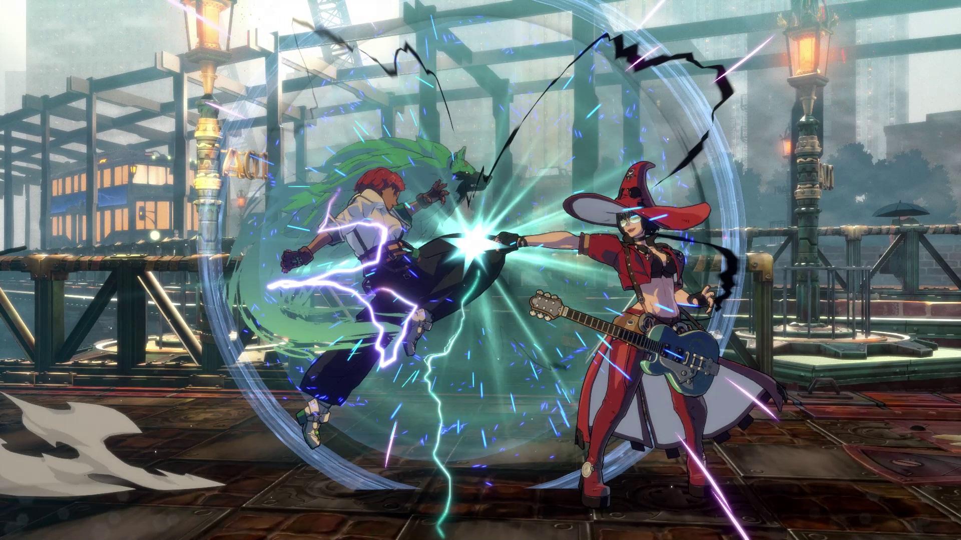 Guilty Gear Strive - Toute l'actualité du jeu vidéo