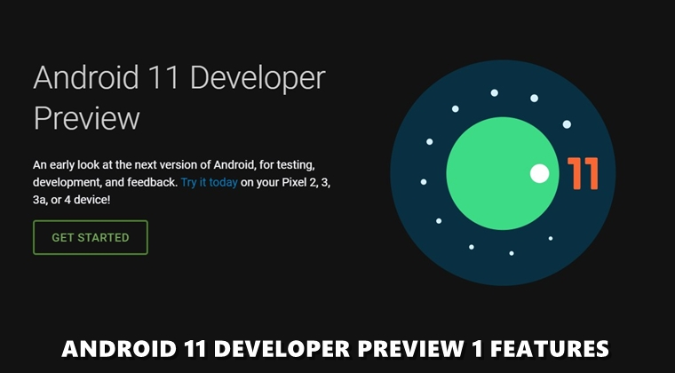Android 11 Developer Preview 1: New Features - New4Trick.Com