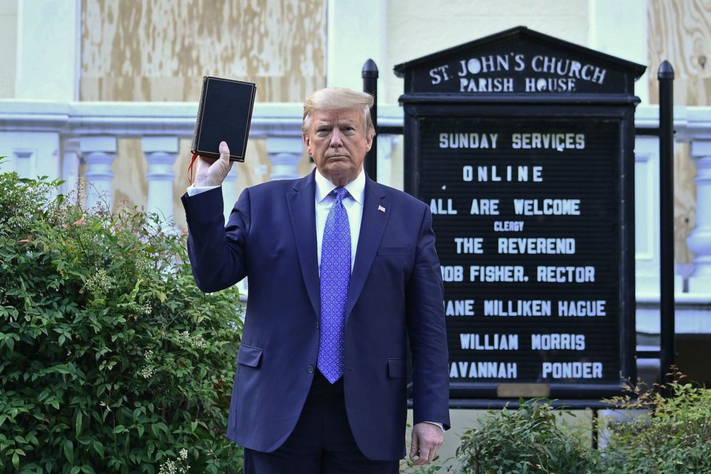 Trump's Freakish Church Photo Op and the Widespread ...
