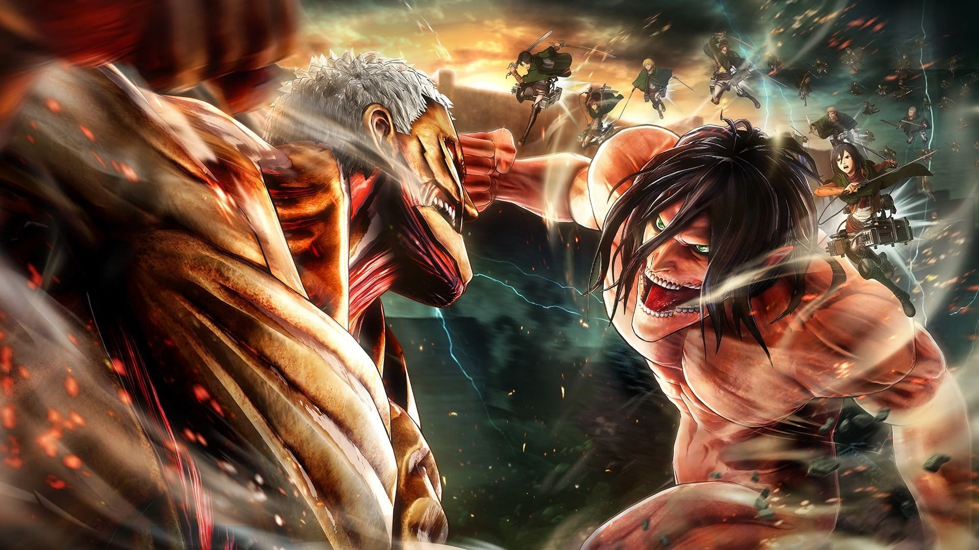 Attack on Titan Season 4 Episode 2 Release Date, Online ...