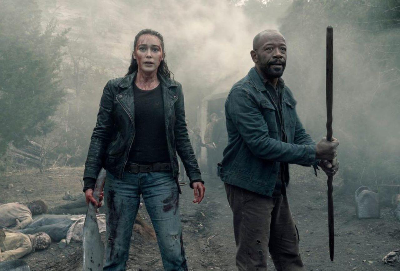 Fear The Walking Dead Season 5 Episode 6 'The Little ...