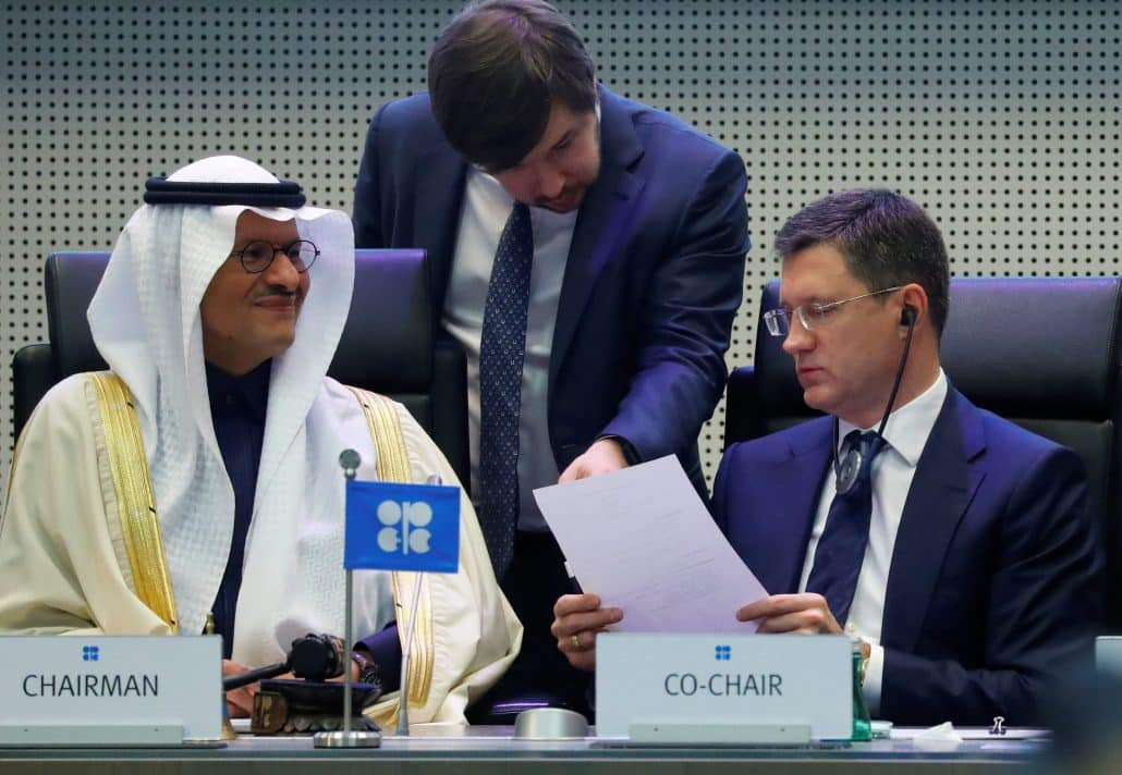 Oil set to 'crater' Monday as OPEC meeting delayed, tensions flare between Saudi Arabia and Russia…