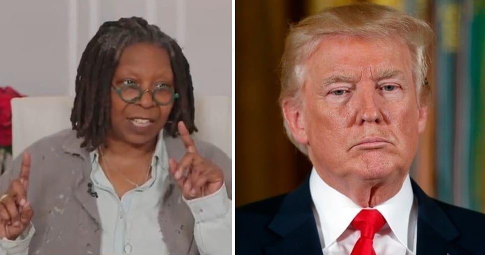 Whoopi Goldberg Tells Americans That They're Stuck At Home ...