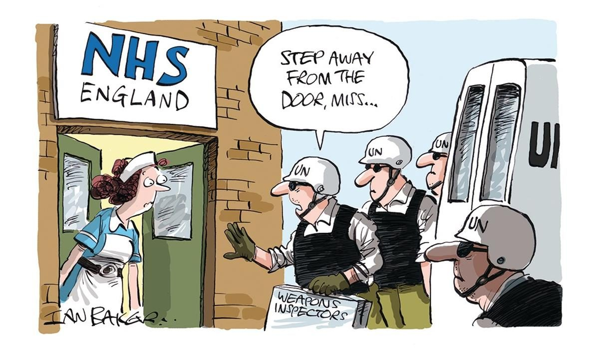 "Has NHS failure become the new norm? A short-sighted ""boom ..."