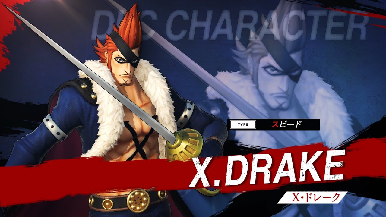 ONE PIECE Pirate Warriors 4 Game Previews X Drake DLC Character in Video