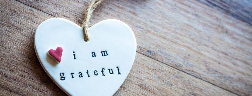 Cultivating A Sense Of Gratitude - Benefits Of Feeling Good!
