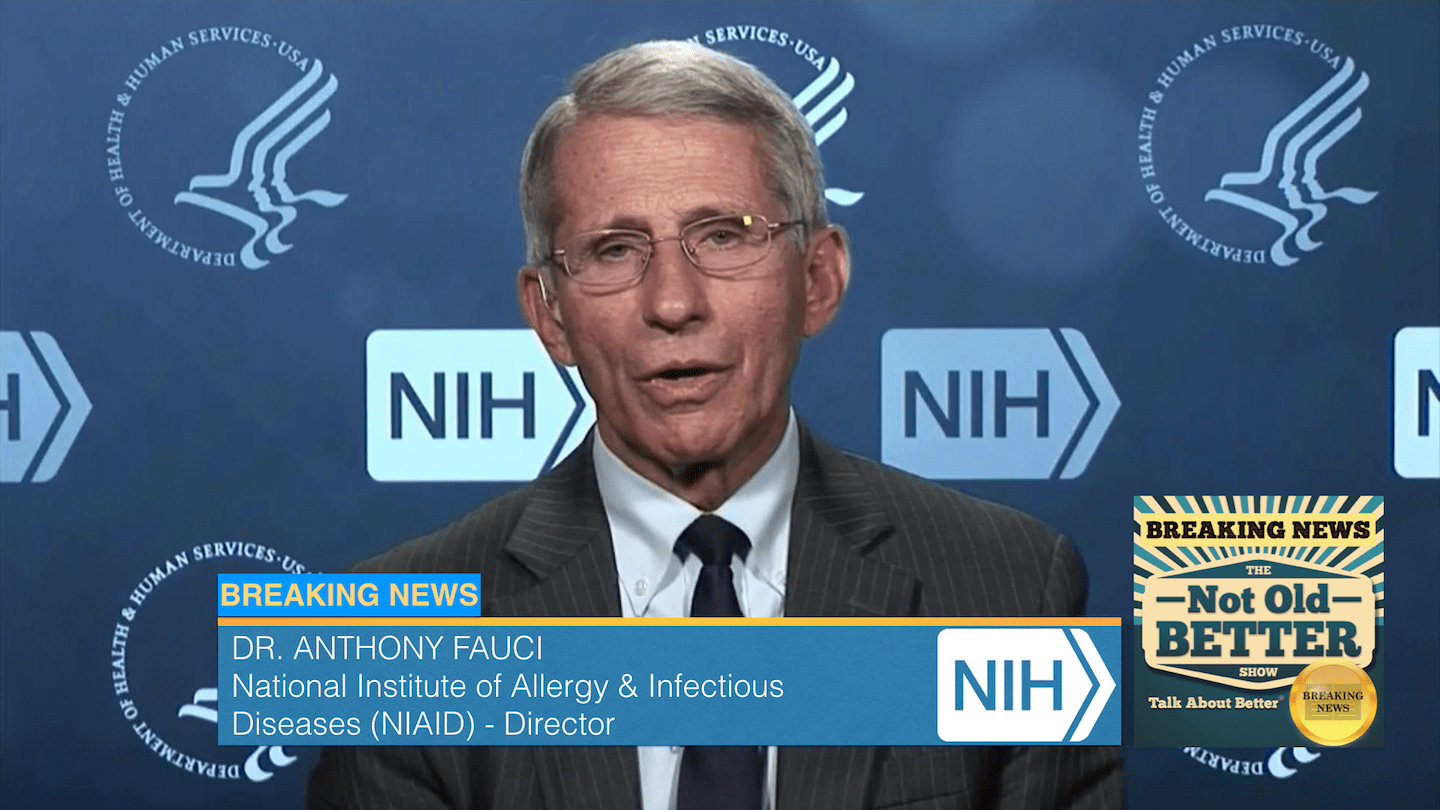 #151 BREAKING NEWS Flu Severity, Dr Anthony Fauci, NIH
