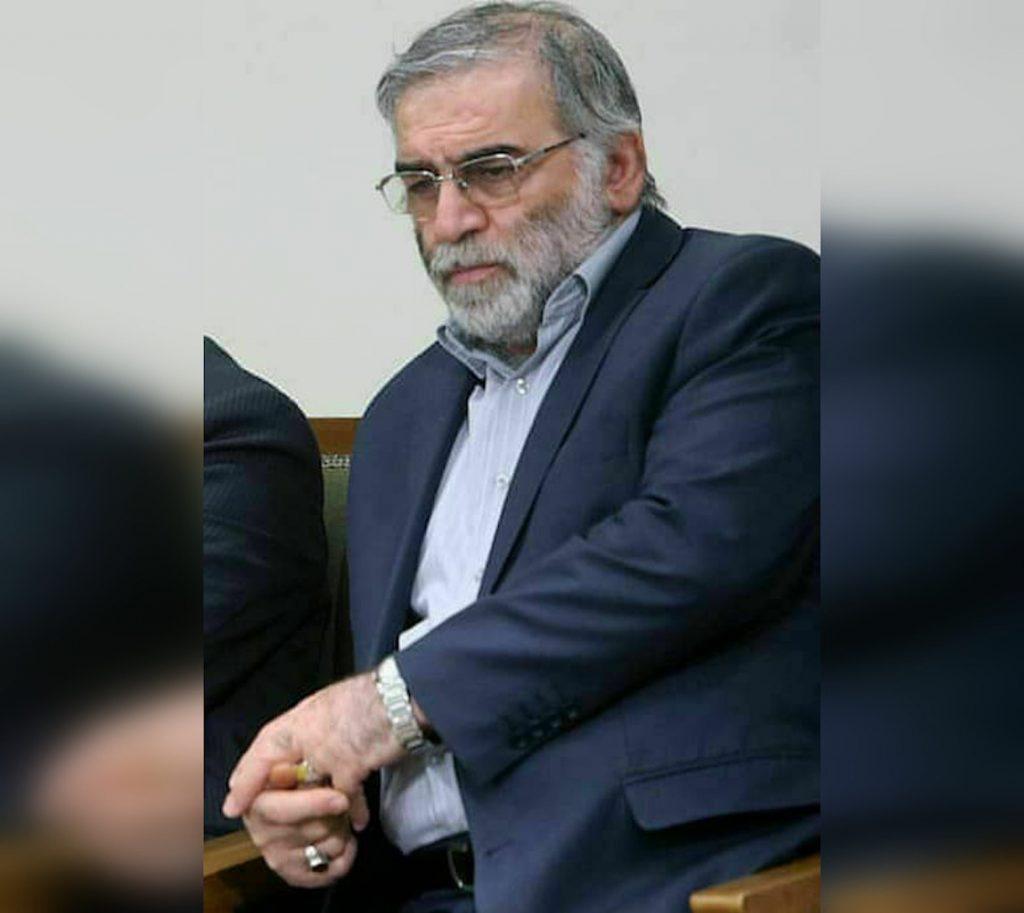 Asesinan a Mohsen Fakhrizadeh, uno de los más destacados ...