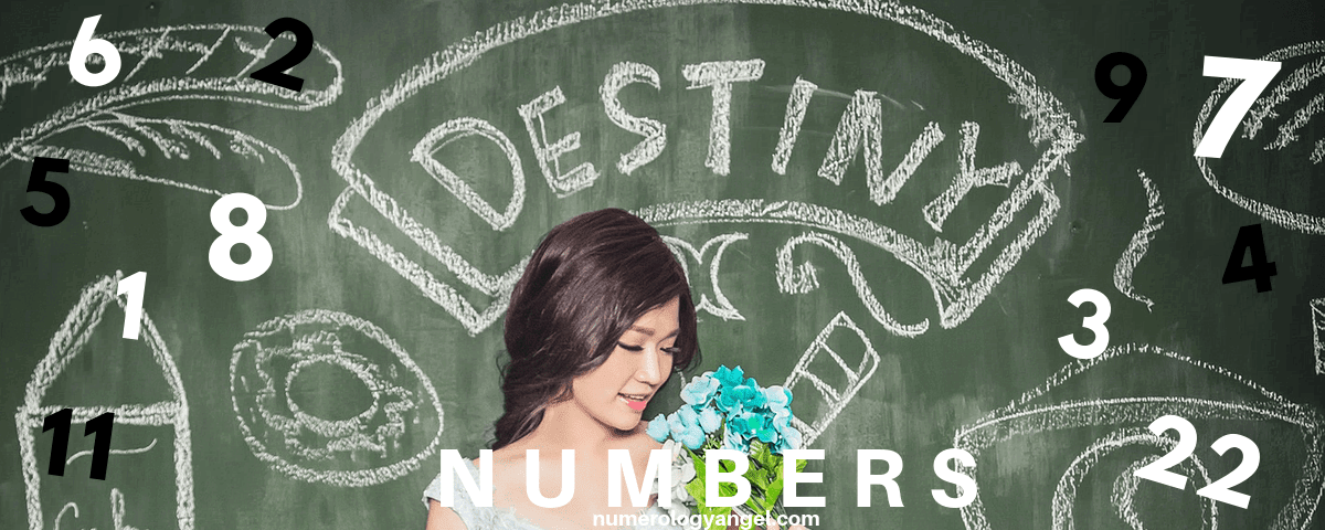 Your Destiny Number And How To Calculate It - Numerology Angel