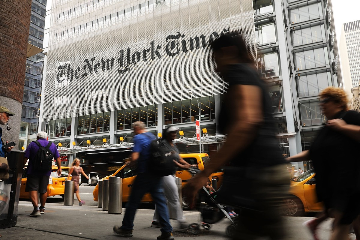 New York Times ends partnership with Apple News…