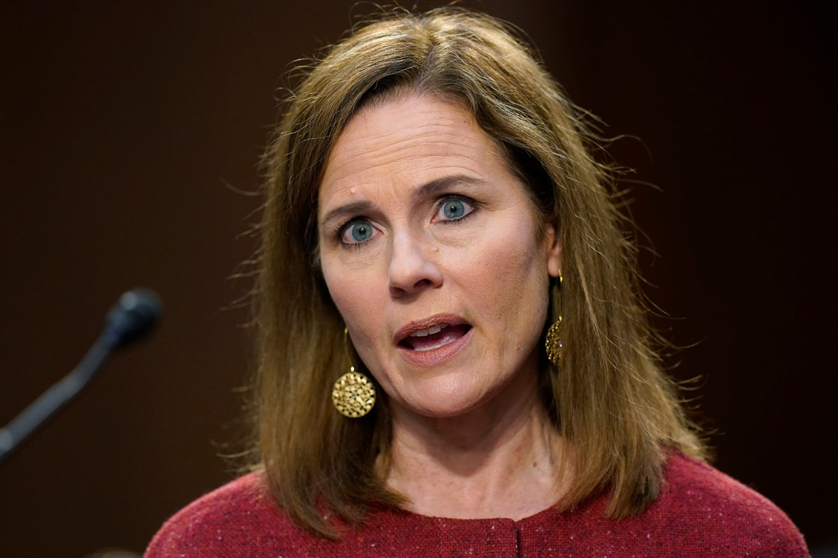 Notre Dame colleagues call on Amy Coney Barrett to halt ...