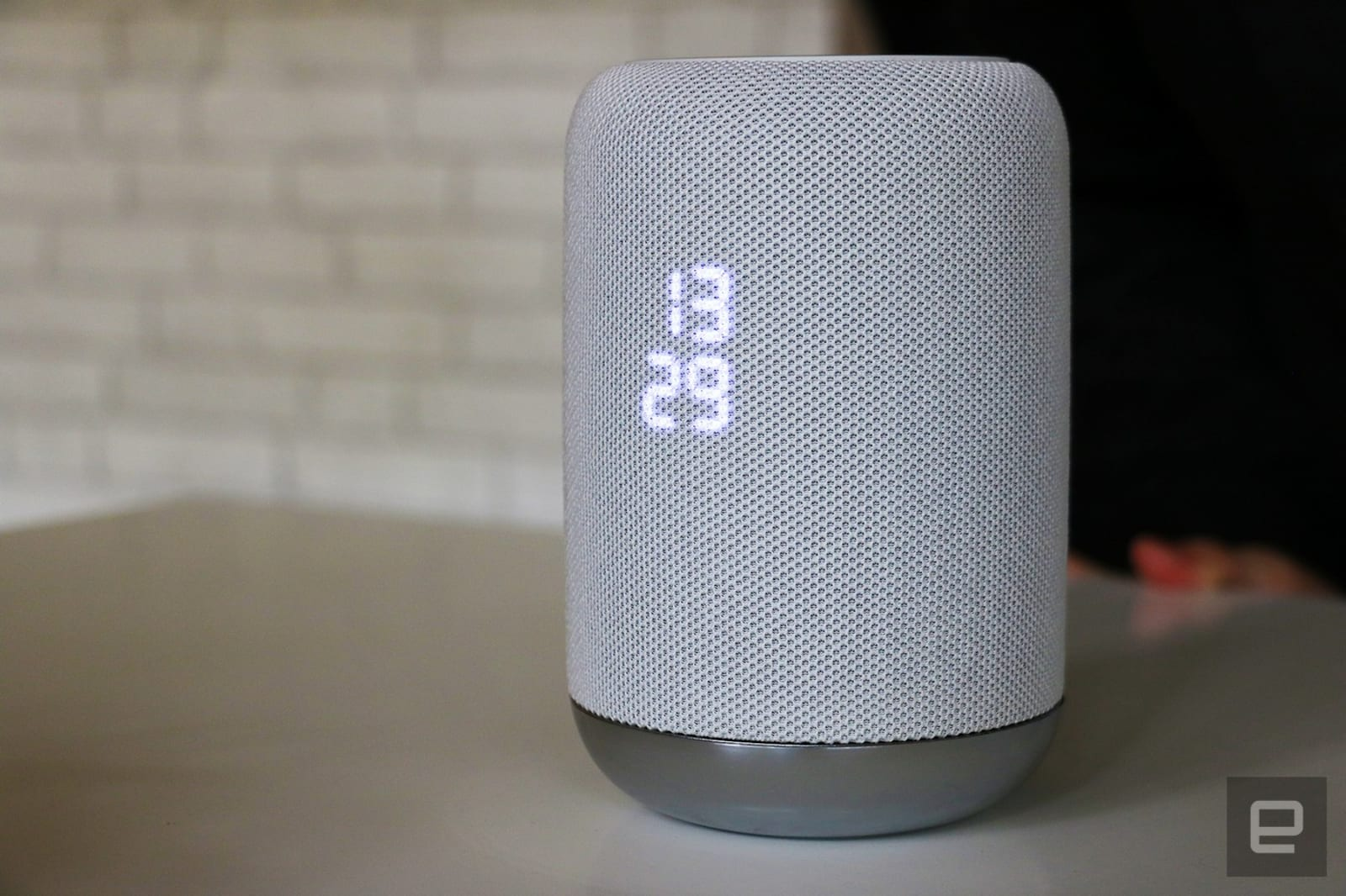 Sony's smart speaker gives Google Assistant a more capable ...