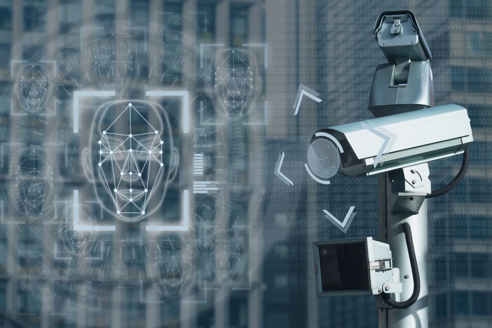 London will use live facial recognition cameras to police the city…
