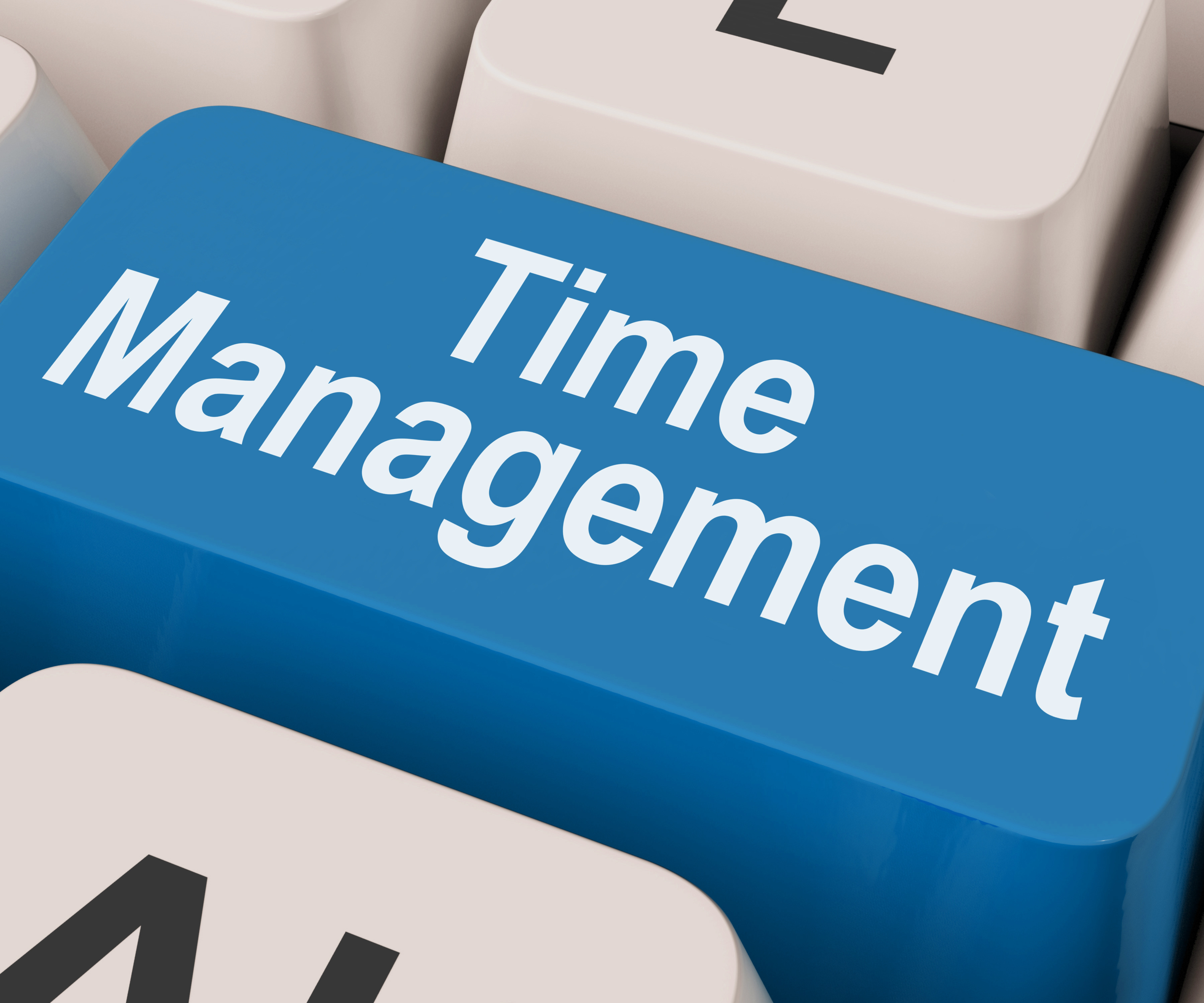 Plan Your Work and Work Your Plan-Time Management Techniques That Contribute to Managing a ...