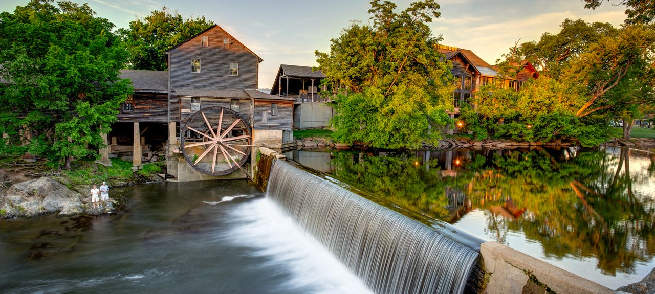 Pigeon Forge, TN, US holiday lettings: Cabins & more ...
