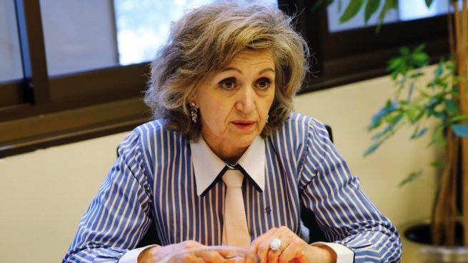 María Luisa Carcedo está entre el 10% de los españoles más ...