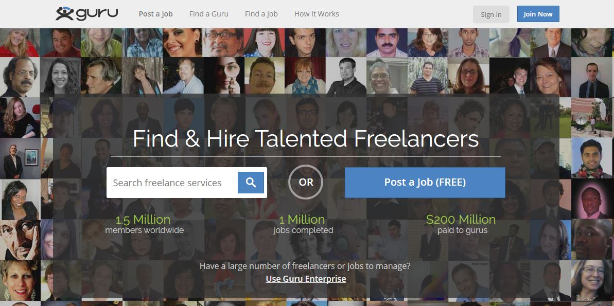 Top 10 Freelance Sites to Find Job Online - OnAirCode