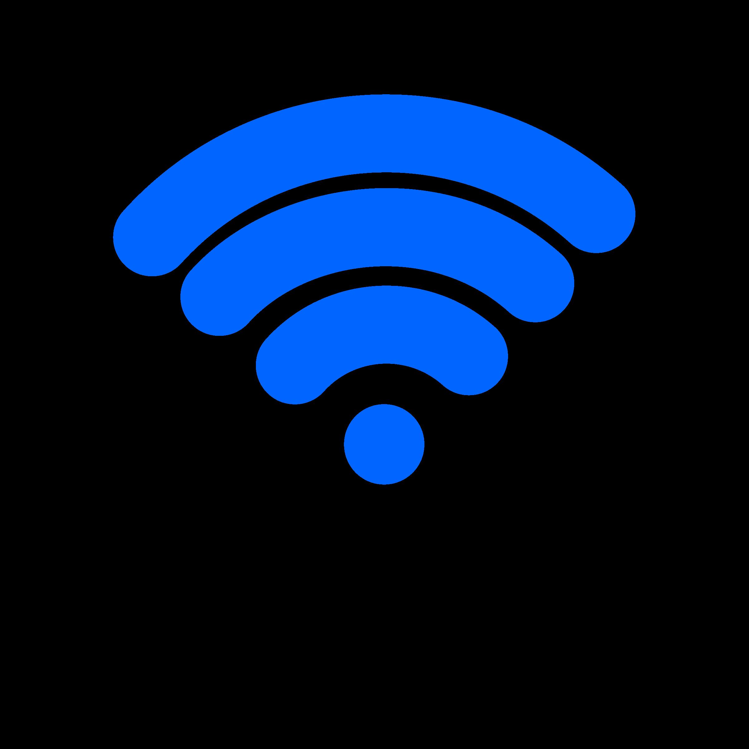 Clipart - wifi symbol