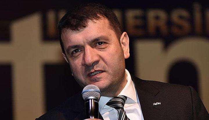 Erdal Torunoğulları Beşiktaş'Ta Bulunan Görevine Son Verdi.