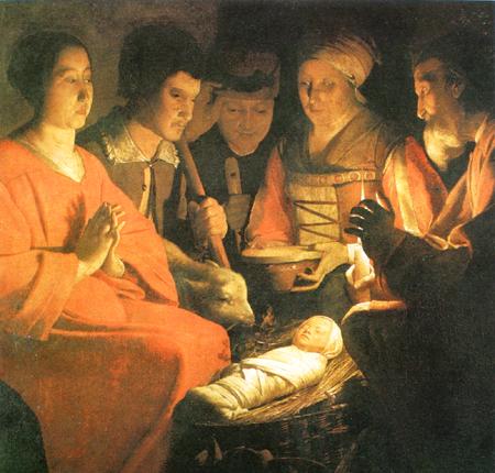 Georges de La Tour - Oblates of St. Joseph
