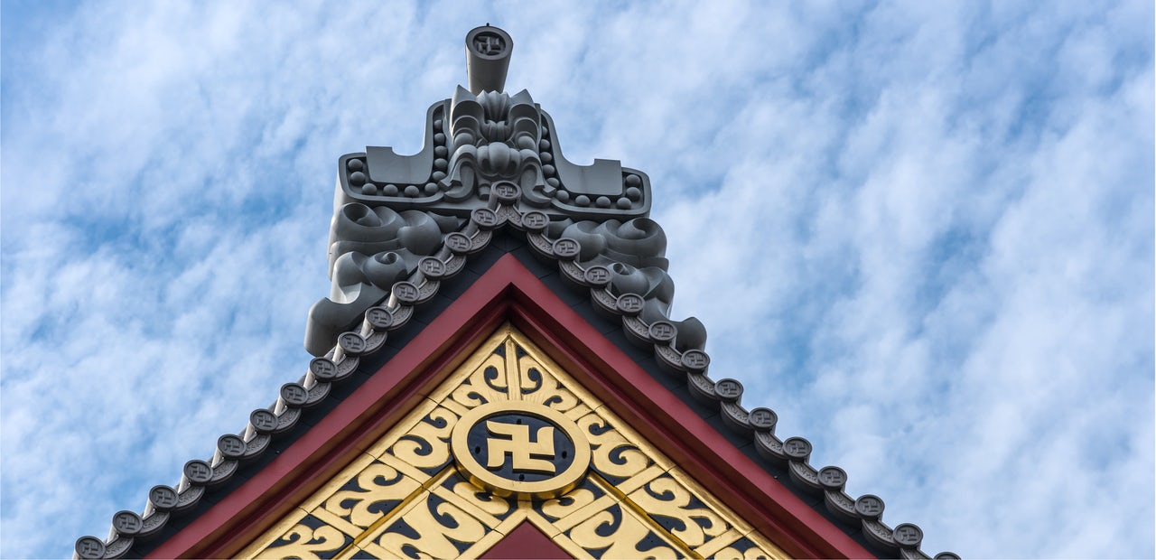 In Japan, a debate about swastikas takes on new urgency ...