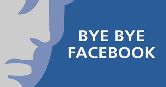 Bye Facebook - Paradite