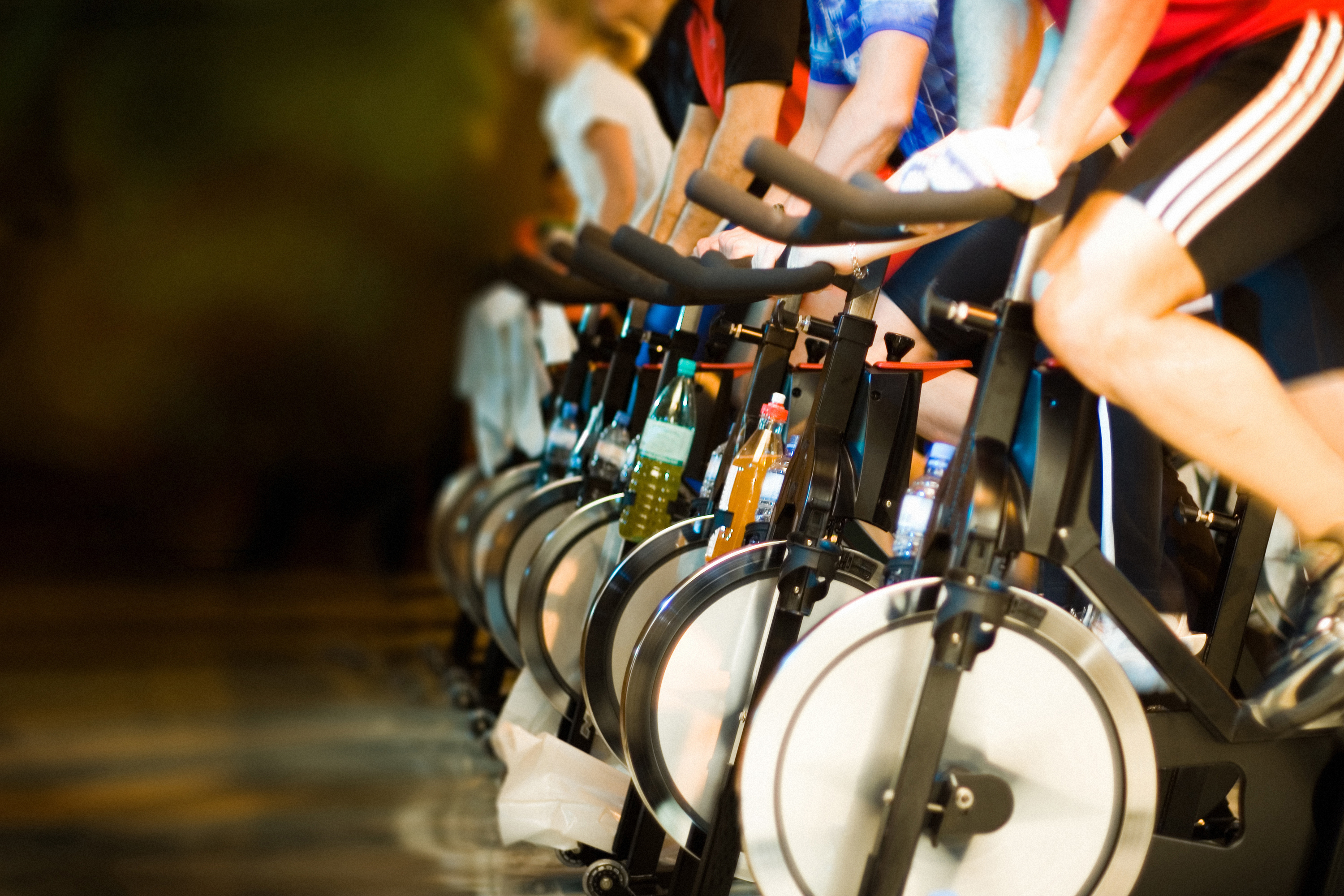 spinning | Partners in Wellness