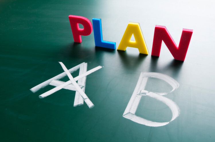 Should You Stick to the Plan or Change It? | Bplans